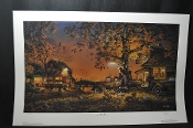 Terry Redlin Twilight Time Artist Signed Numbered Art Print for sale