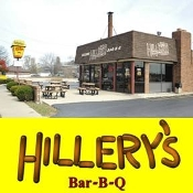 Hillerys BBQ Waukegan Full Online Menu. Best Bar B Q Illinois. Waukegans Oldest Running Smoke House! Best Barbecue Lake County.