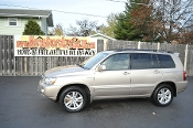 2007 Toyota Highlander Limited Tan SUV Sale Waukegan best Auto Sales Lake County