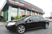 2008 Pontiac G6 Black GT Coupe Used Car Sale by Washington Auto Group Waukegan Illinois