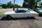 1966 Ford Thunderbird White Classic Sport Coupe Car Sale in Zion