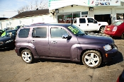 2007 Chevrolet HHR LT 4Dr Amethyst Wagon sale used car by Auto Mix Car Sales Waukegan Illinois