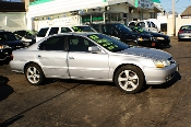 2003 Acura TL 4Dr Silver Sedan Used Car Sale by Auto Mix Car Sales Waukegan Illinois