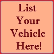 Vehicles for sale by owner. Ask about multiple listing discounts. Hit Contact Us to send us your information