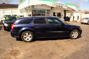 2006 Dodge Magnum SXT Blue 4Dr Wagon used car sale by Auto Mix Car Sales Waukegan Illinois