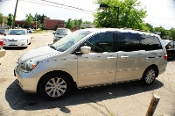 2005 Honda Odyssey Silver Touring Used Mini Van Sale Mount Prospect Illinois