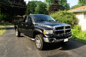 2003 Dodge Ram Black 2500 Hemi Heavy Duty SLT 4x4 used truck sale in Beach Park