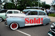 1941 Chevrolet Special Deluxe Classic 2 Door Chevy Coupe Sale in Zion