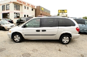 2003 Dodge Grand Caravan SXT Silver Mini Van used car sale by Turcios Auto Sales Waukegan Illinois