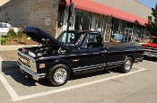 1969 Chevrolet Chevy Custom Long Bed Truck Sale in Zion
