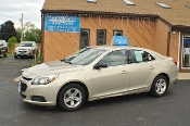 2015 Chevrolet Malibu LS Sand Sedan Sale NAC North American Credit auto sales Waukegan Illinois