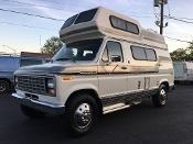 1989 Coachman 17SD E250 Class B RV Camper Sale in Beach Park Illinois by Petite RV Camper Sales