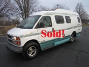 1997 Roadtrek Versatile 200 Wide Body Chevy RV Sale in Beach Park Illinois by Petite RV Camper Sales