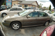 2003 Chevrolet Impala LS Brown Sedan Sale by Dodd's Auto Sale Beach Park Illinois