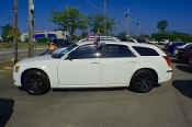 2008 Dodge Magnum White Used Sedan Wagon Sale by Sortos used cars Waukegan auto trucker dealer