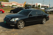 2006 Lexus LS430 Black Sedan Used Car Sale at Motor City Auto Sales