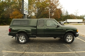 2001 Ford Ranger 4x4 XLT 4Dr Used Truck for Sale in Beach Park Illinois
