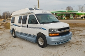 2004 Chevy RoadTrek 190 Popular Class B RV Sale in Beach Park Illinois by Petite RV Camper Sales