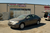 2007 Toyota Camry LE Gray Sedan used car sale at Motor City Auto Sales of Waukegan
