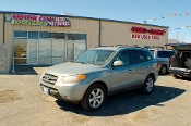 2007 Hyundai Santa Fe Limited Slate Green SUV Sale at Motor City Auto Sales