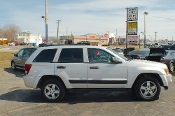 2005 Jeep Grand Cherokee 4x4 Silver SUV Sale at Motor City Auto Sales