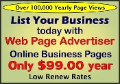 business pages online advertising