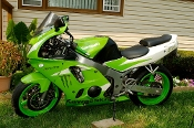 1996 Kawasaki Ninja ZX6R Motorcycle Sale in Beach Park Illinois