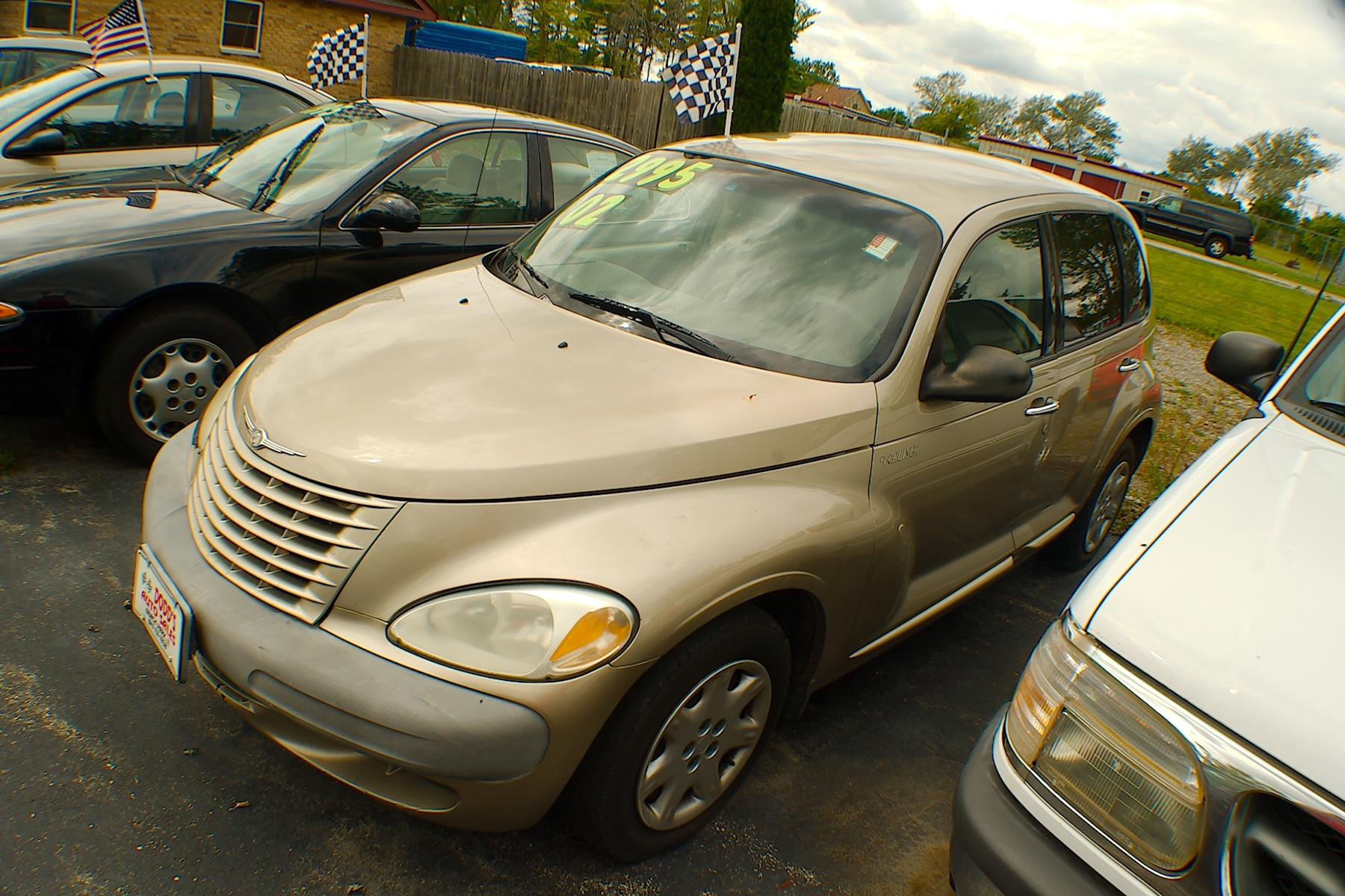 2002 Chrysler PT Cruiser Sand Wagon Used Car Sale Antioch Zion Waukegan Lake County Illinois