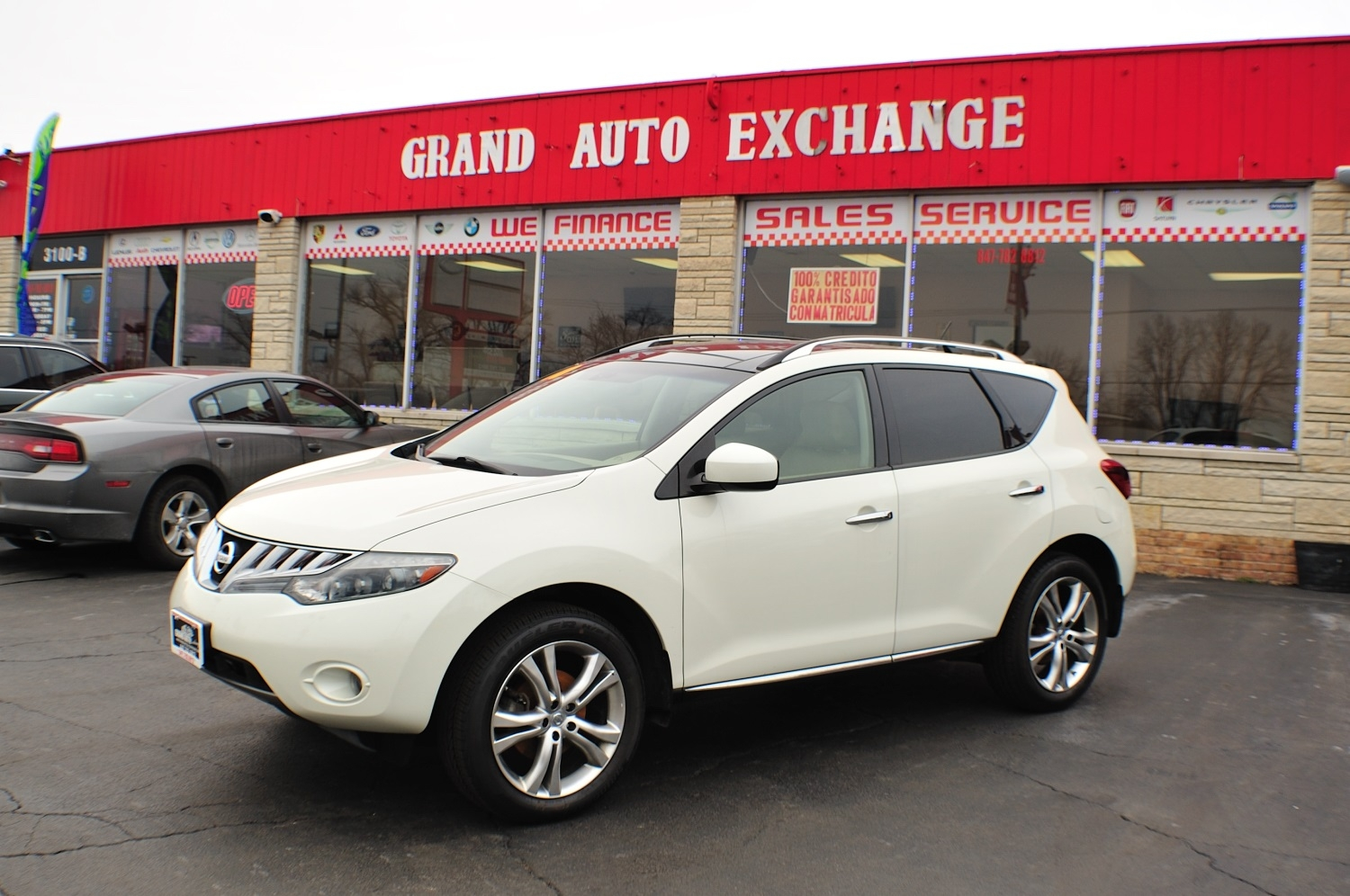 2010 nissan murano le awd white suv sale 2010 nissan murano le awd white suv sale antioch zion waukegan lake county illinois vanachro Image collections