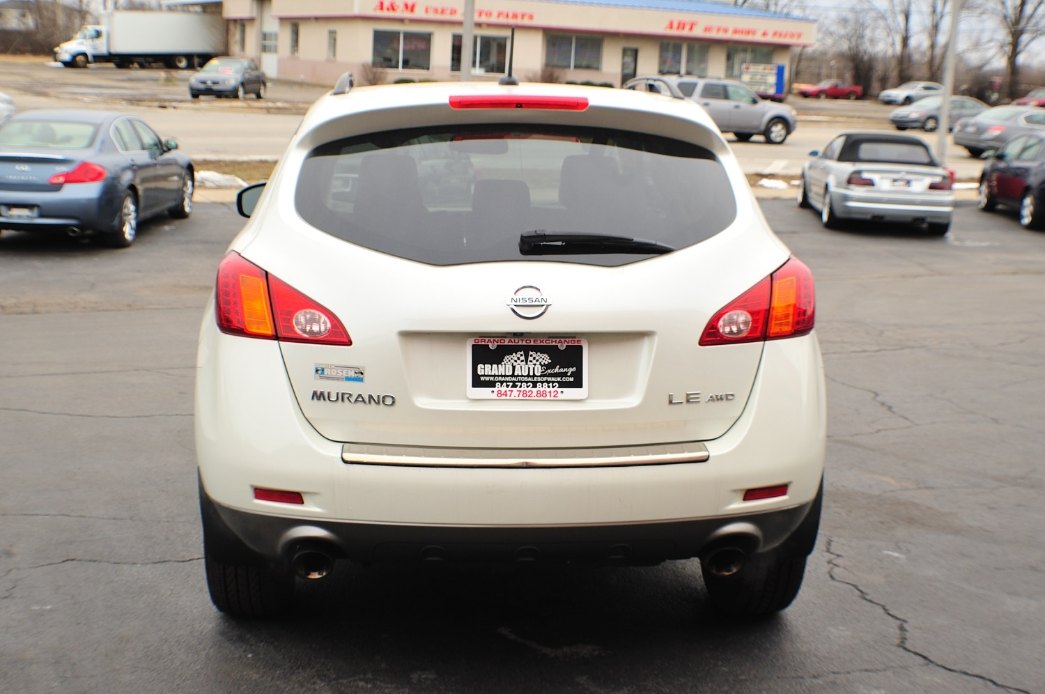 2010 nissan murano le awd white suv sale 2010 nissan murano le awd white suv sale buffalo grove deerfield fox lake antioch vanachro Image collections