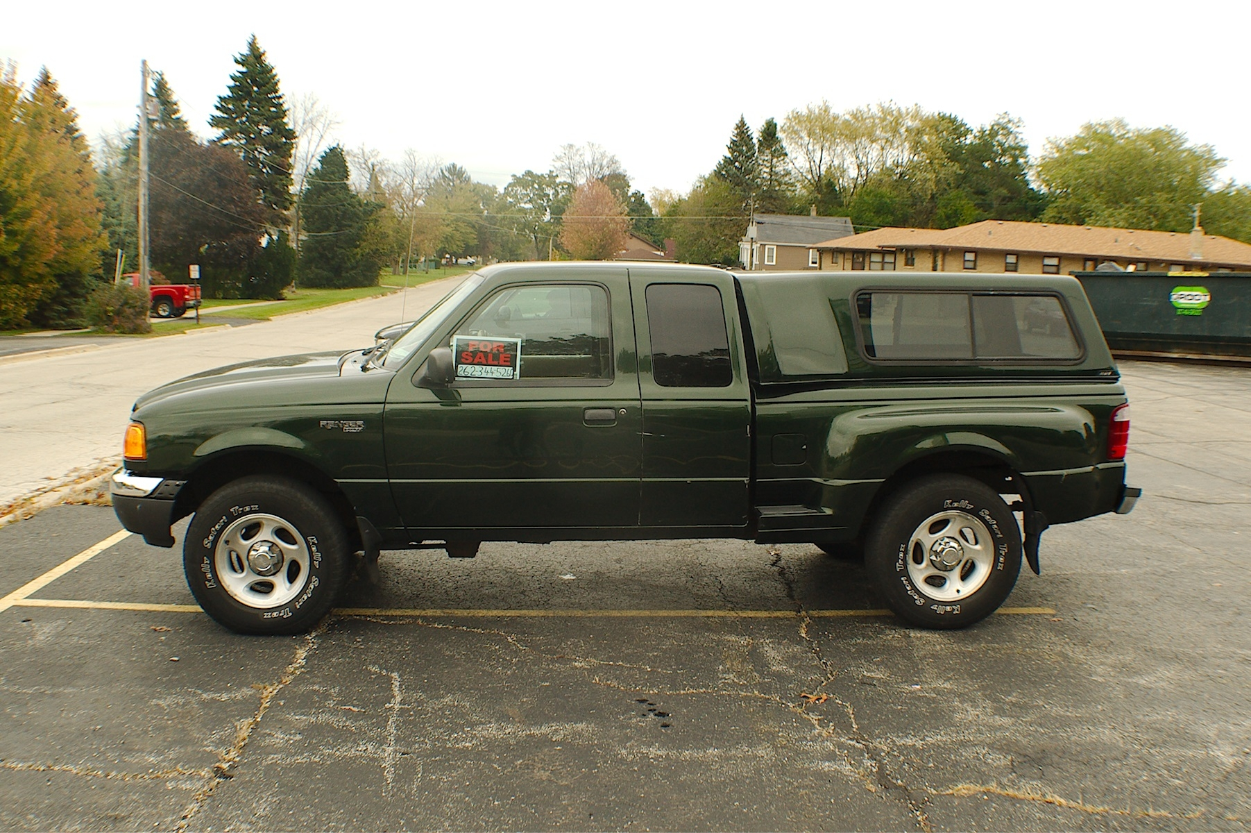 2001 Ford Ranger 4x4 XLT 4Dr Used Truck Sale Bannockburn Barrington Beach Park