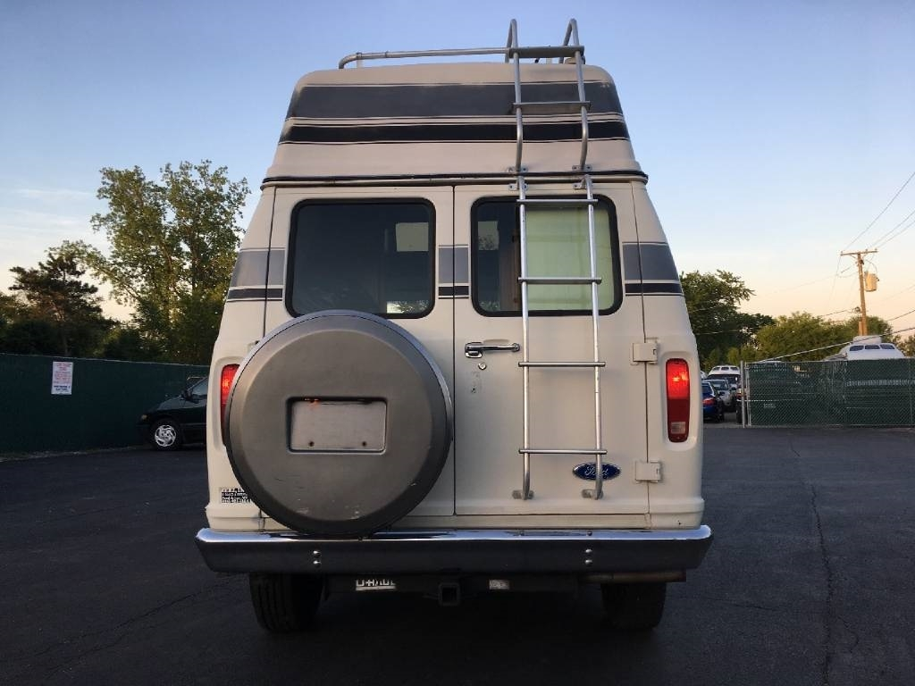 1989 Coachman 17SD E250 Class B RV Camper Sale Buffalo Grove Deerfield Fox Lake Antioch