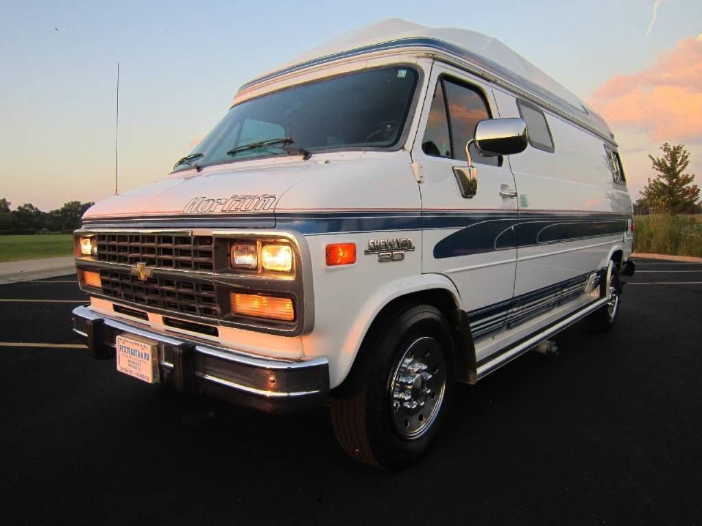 1994 Horizon Sport Series 19 Class B RV Camper Sale Antioch Zion Waukegan Lake County Illinois