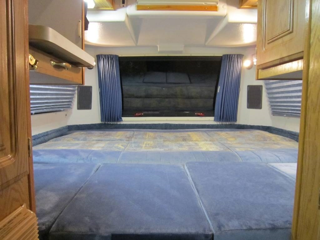 2001 Explorer Motor Homes 230XLW Dodge Used RV Sale Petite Campers Illinois
