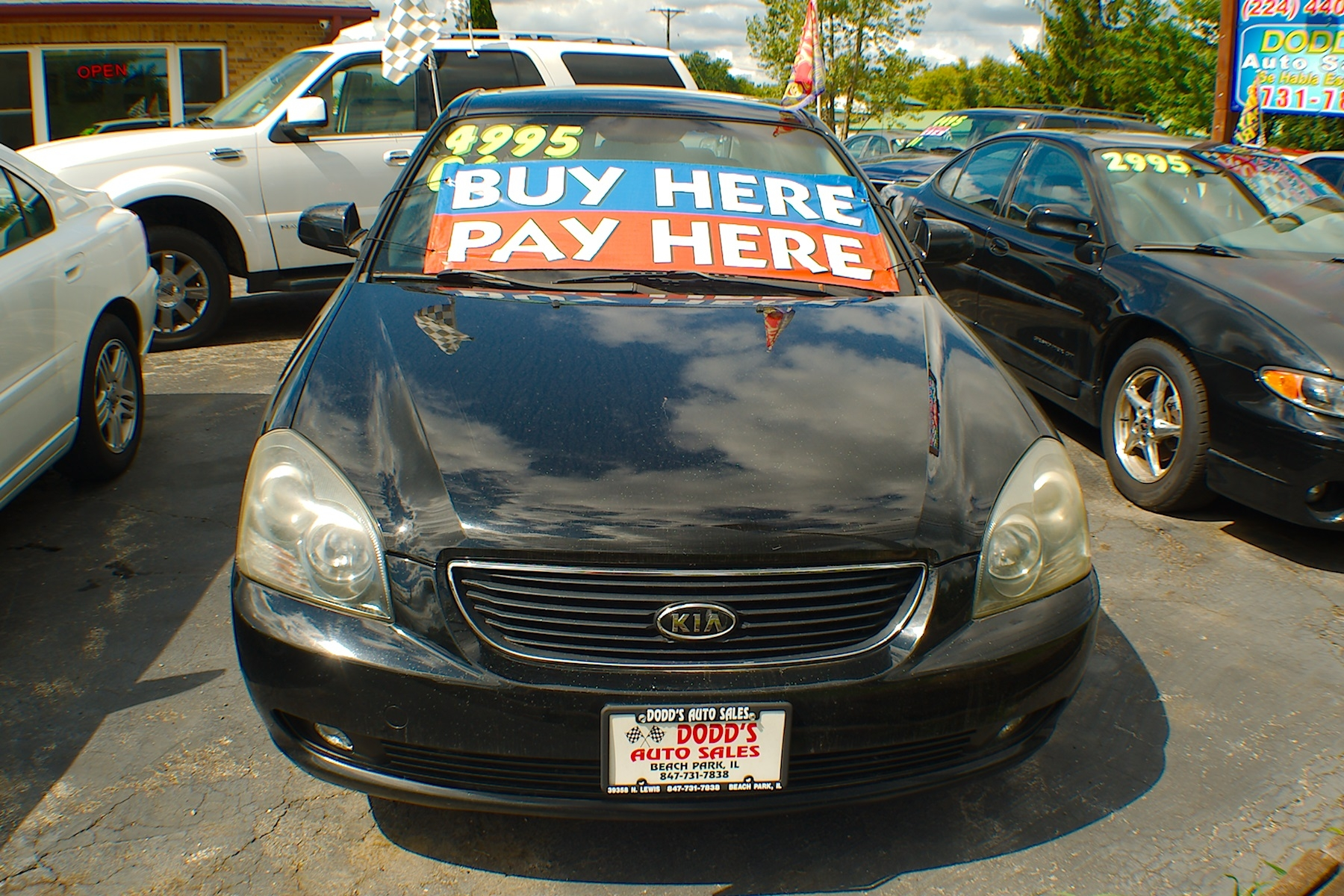Buy Here Pay Here Cars Springfield Mo