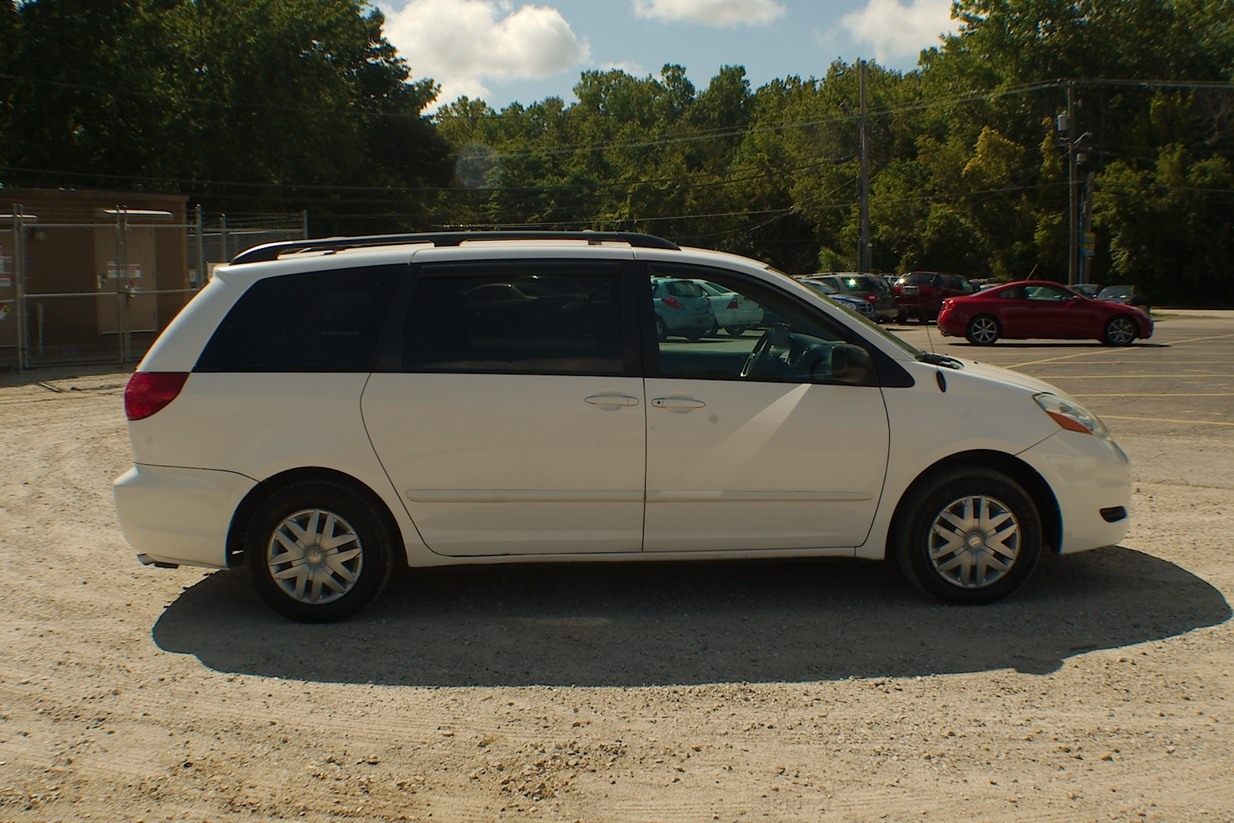 2006 Toyota Sienna LE White Famliy Mini Van Sale Bannockburn Barrington Beach Park