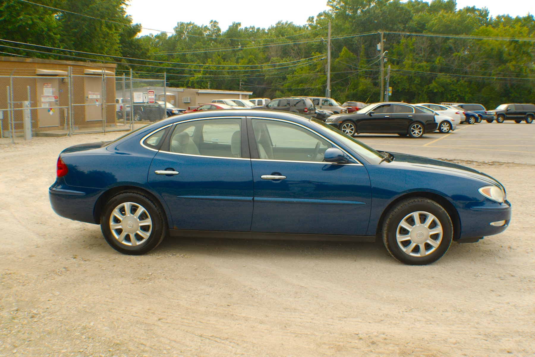 2005 Buick LeCrosse Blue Used Car Sedan Sale Bannockburn Barrington Beach Park