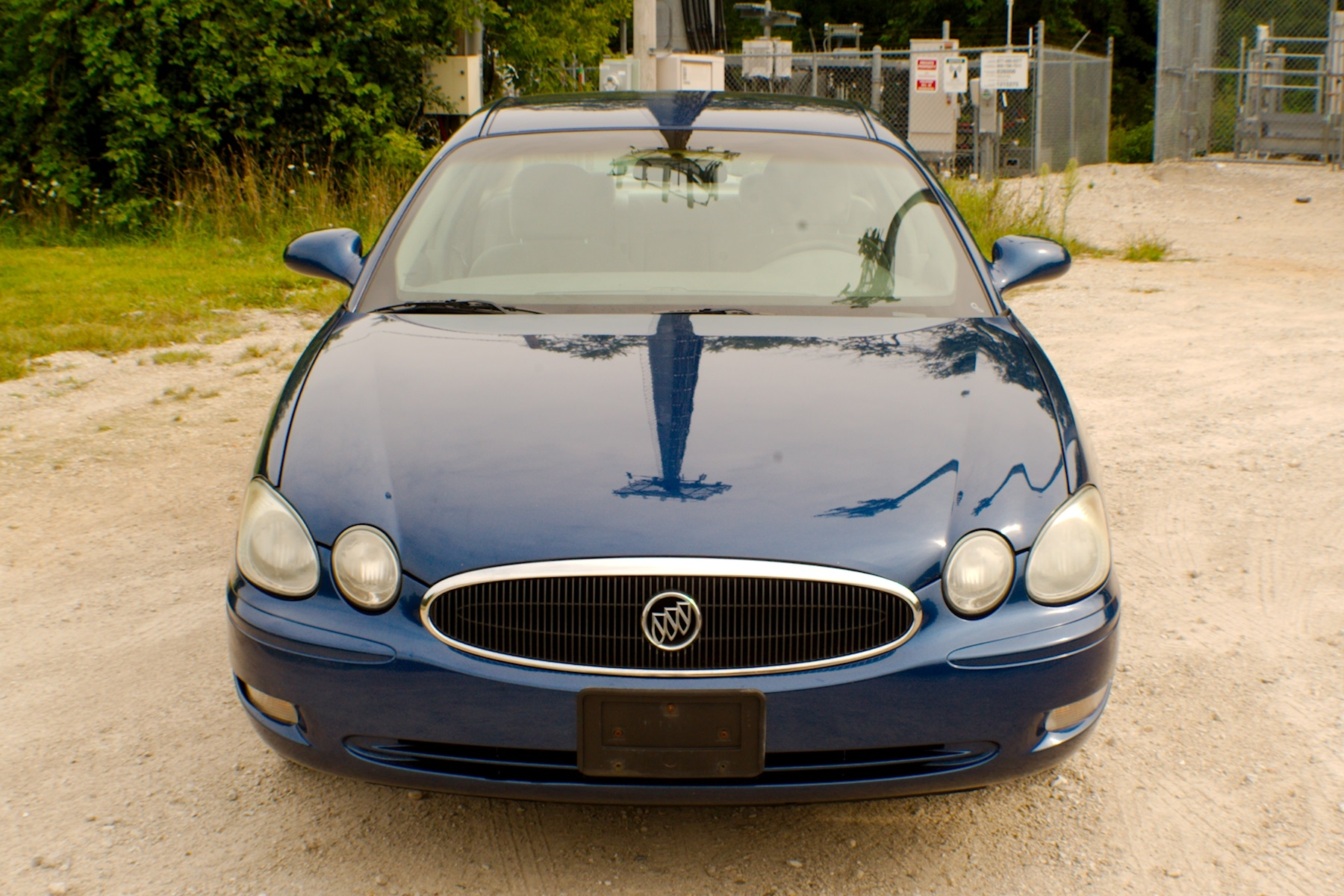 2005 Buick LaCrosse Blue Used Car Sedan Sale Gurnee Kenosha Mchenry Chicago Illinois