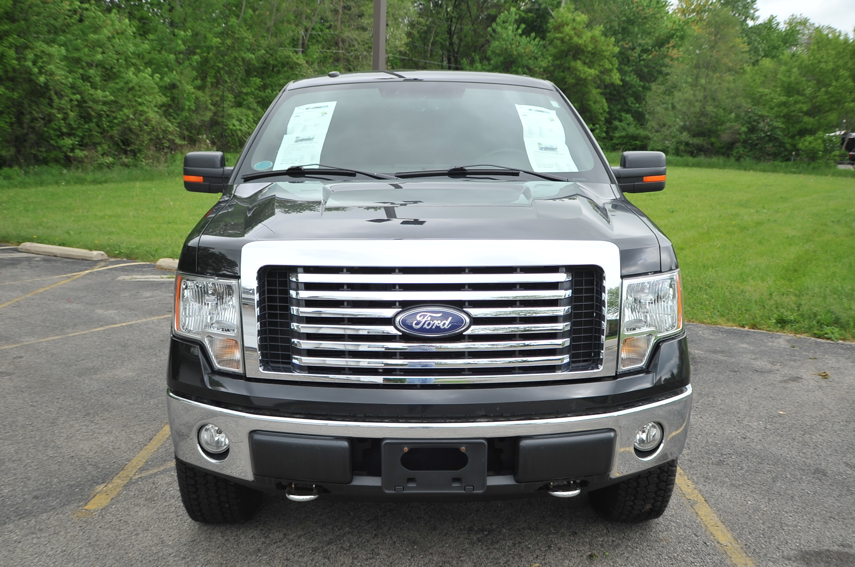 2010 Ford F150 Black 4x4 Super Crew Cab Pickup Truck Sale Beach Park