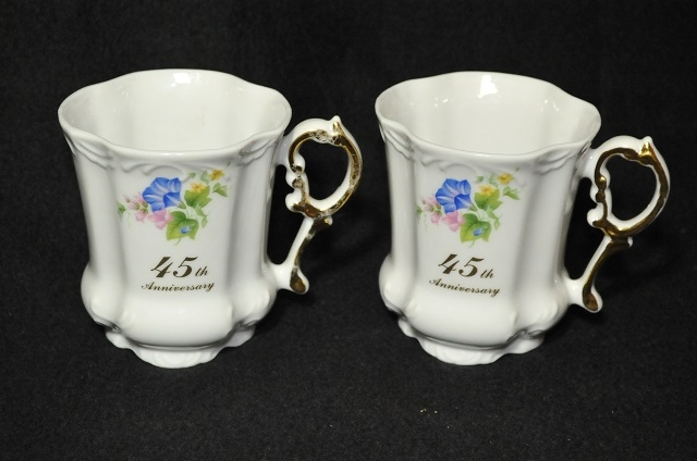 45th Wedding Anniversary Mug Gift Set sale idea