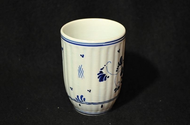 Delft Holland Cup Numbered 222 antique blue sale