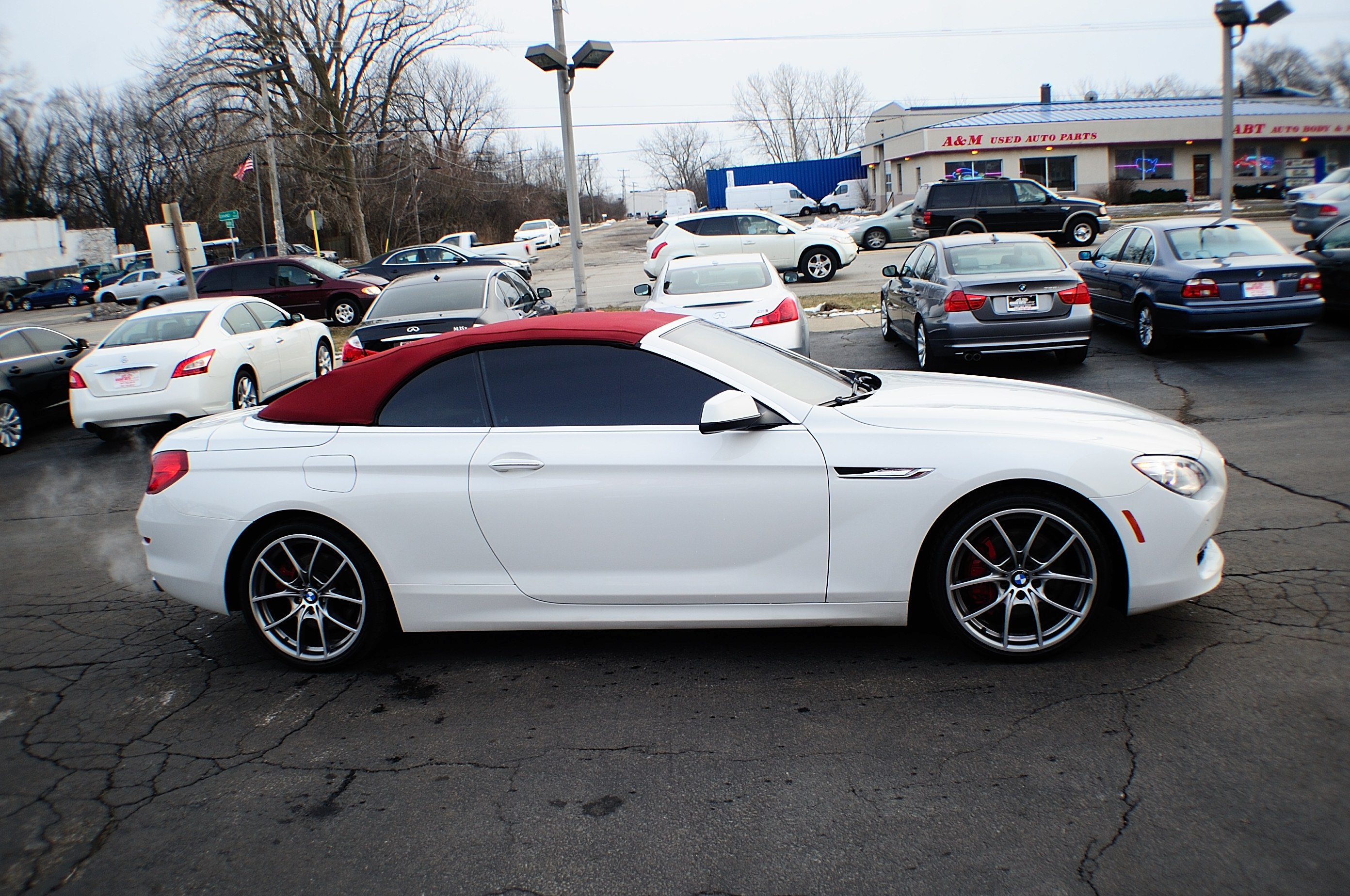 BMW I Convertible Used Sport Coupe Sale - Bmw 6501 price