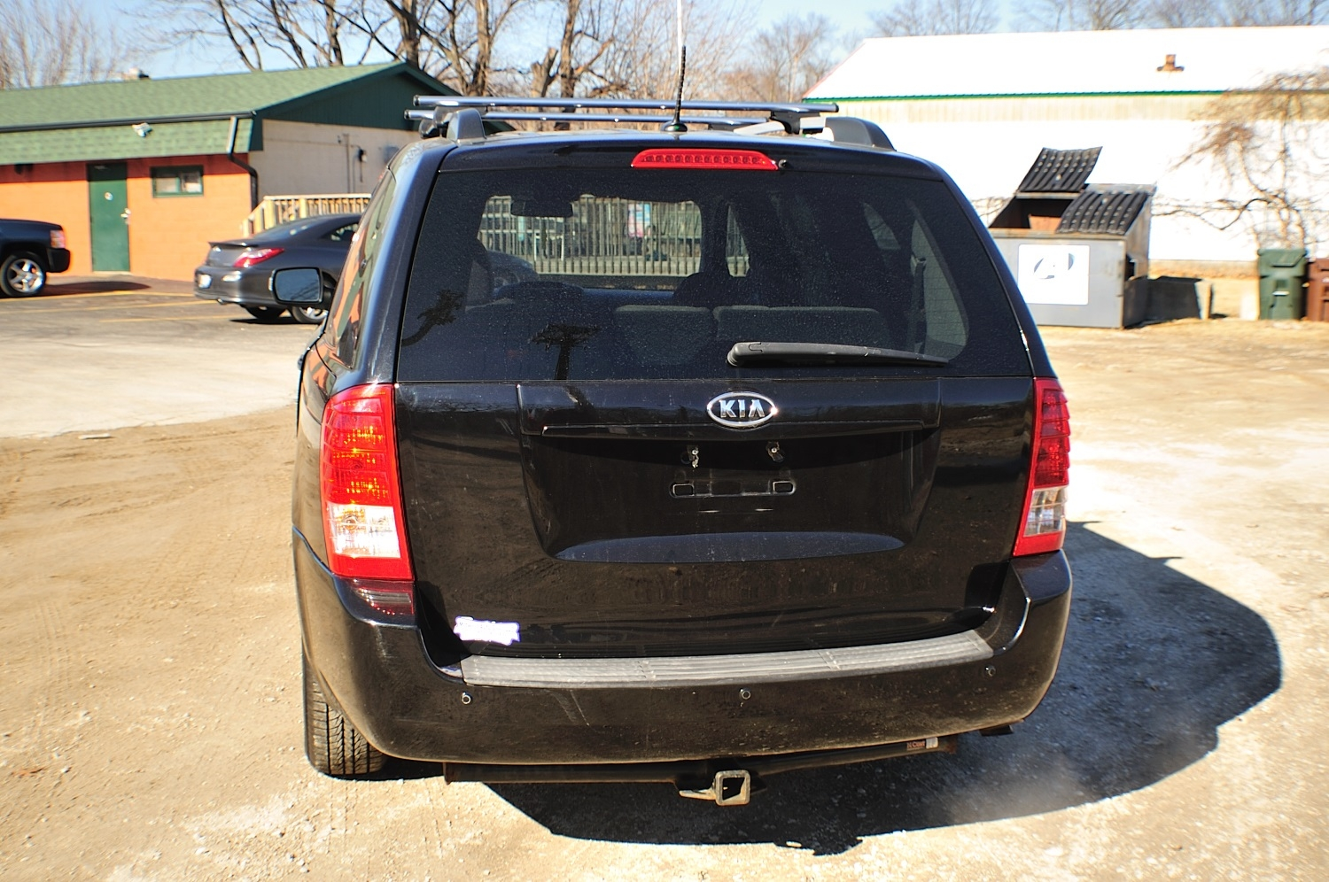 2011 Kia Sedona Black Family Mini Van Sale Buffalo Grove Deerfield Fox Lake Antioch