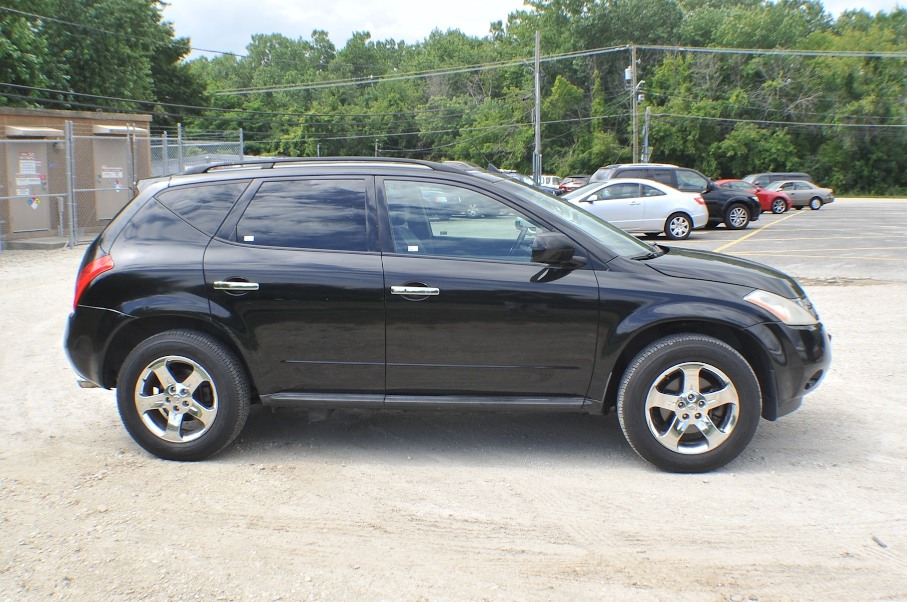2005 Nissan Murano SL Black AWD SUV Sale Bannockburn Barrington Beach Park