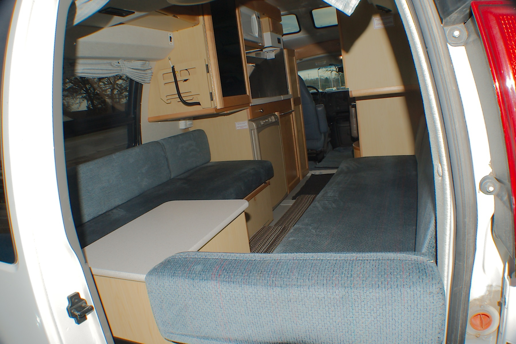 2004 Chevy RoadTrek 190 Popular Class B Used RV Sale Barrington North Chicago Old Mill Creek
