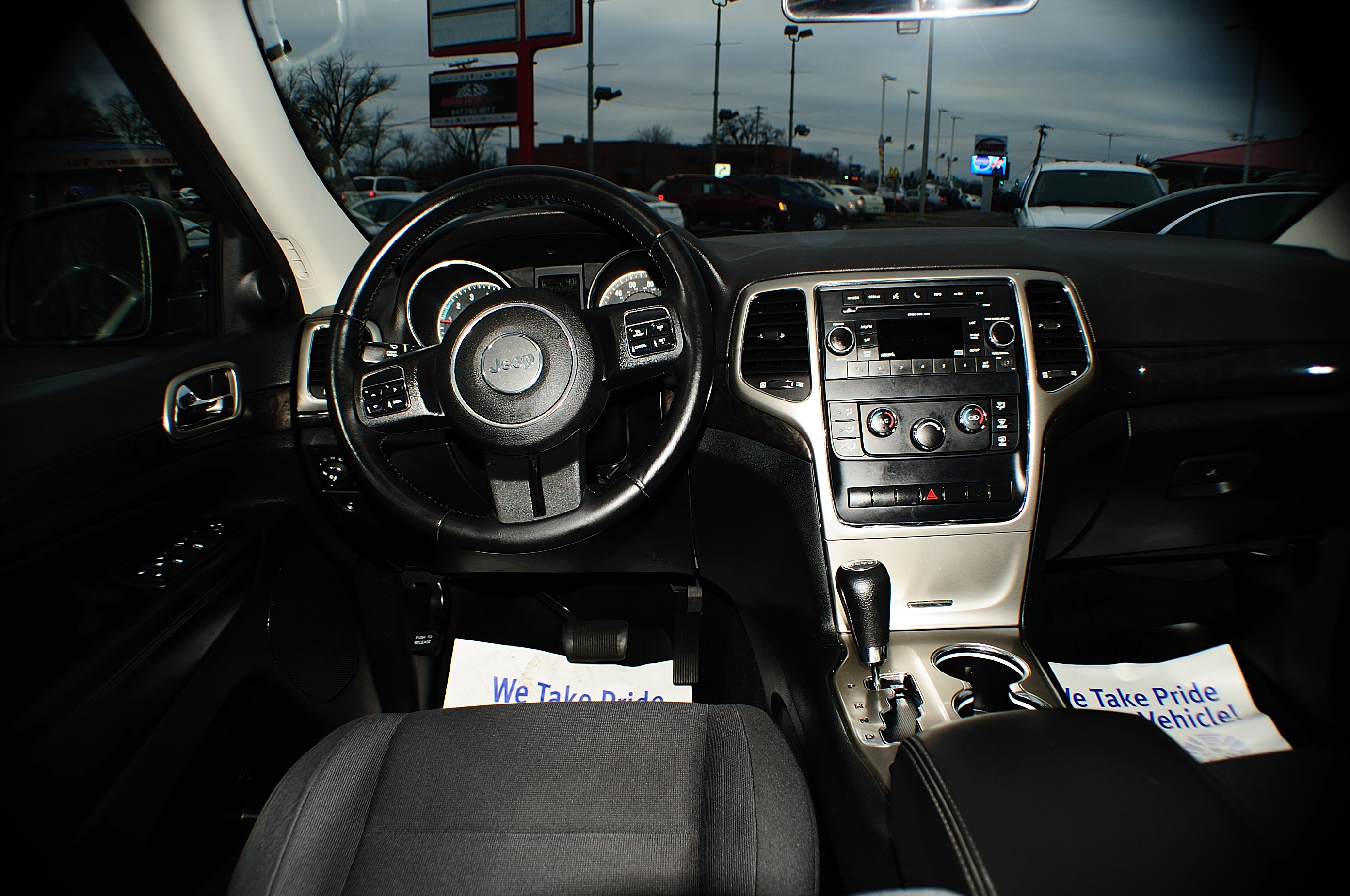 2011 Jeep Grand Cherokee Green used 4x4 SUV Sale Green Oaks Hainesville Hawthorne Woods
