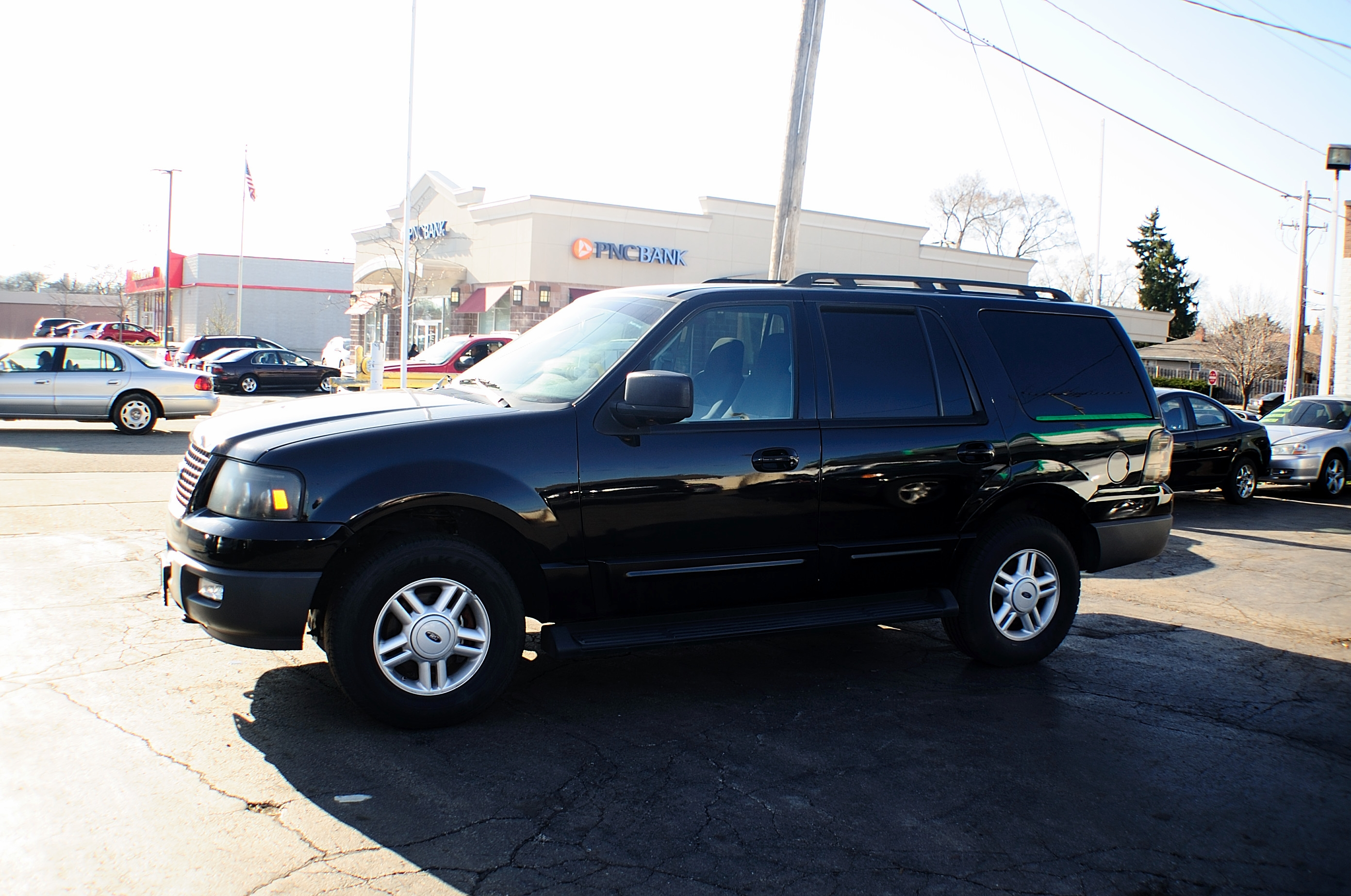 2005 Ford Expedition 4Dr Black 4x4 used SUV sale Bannockburn Barrington Beach Park