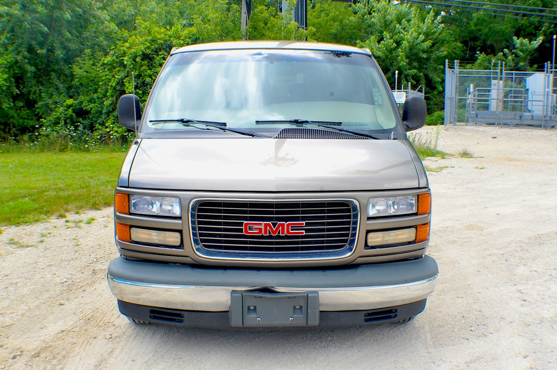 2000 GMC Savana Pewter 1500 Conversion Van Sale Gurnee Kenosha Mchenry Chicago Illinois