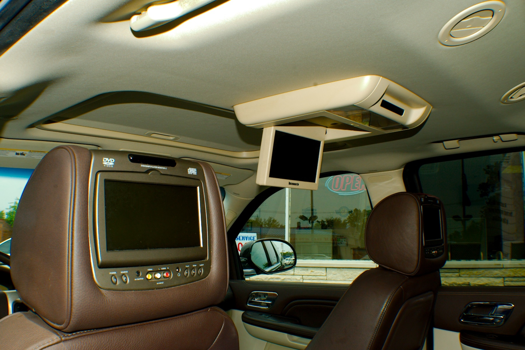2008 Cadillac Escalade Black Platinum Edition 4x4 SUV Sale Riverwoods Tower Lakes Vernon Hills