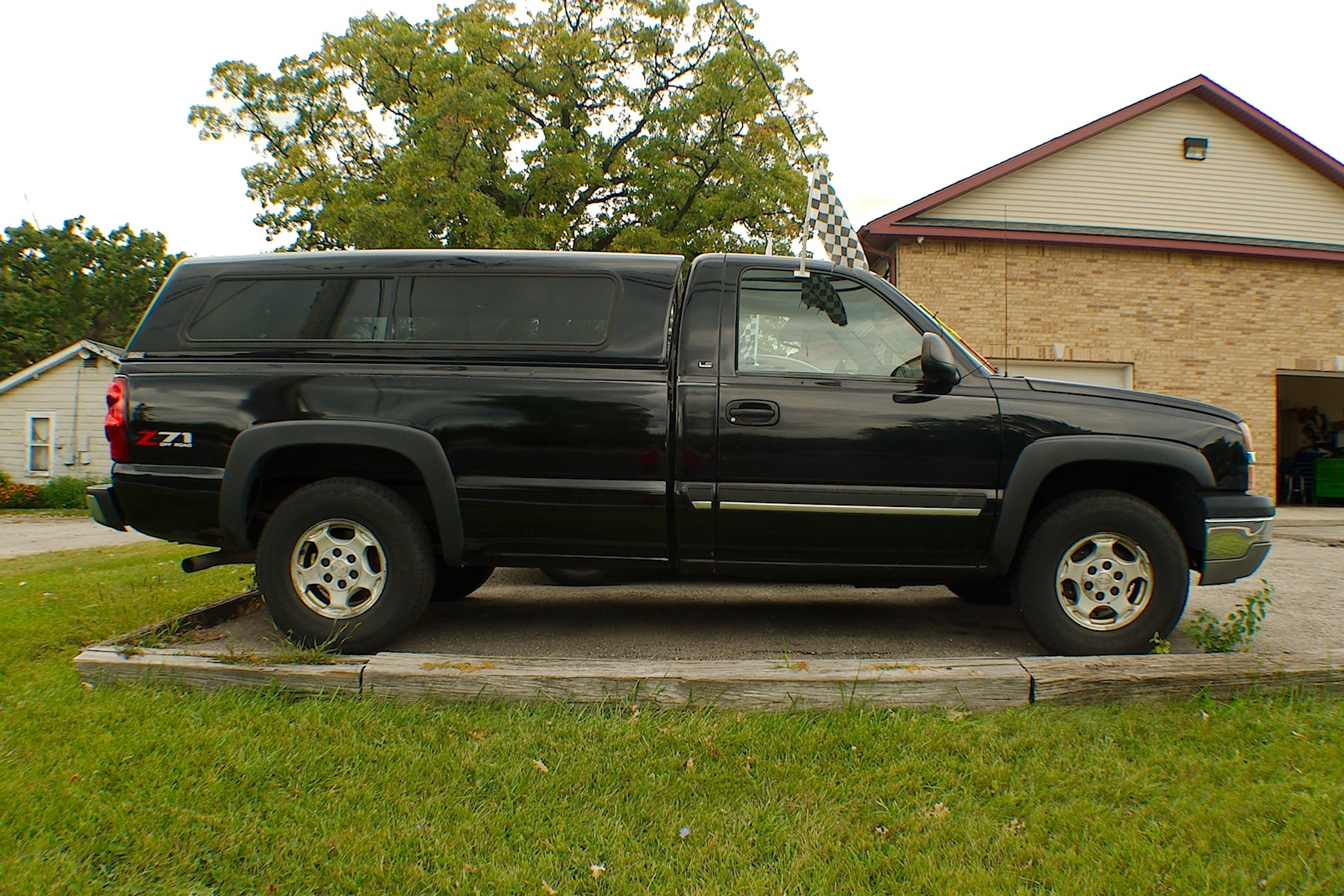 2003 Chevy Silverado LS Black 4x4 Z71 Truck Sale Bannockburn Barrington Beach Park
